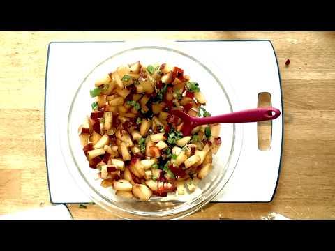 Holiday Plum Bruschetta Recipe - The Produce Mom