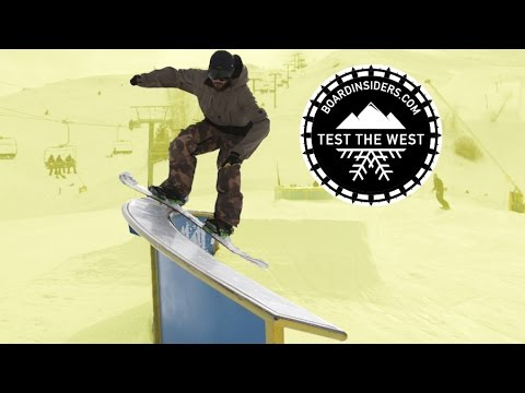 How to Tie Snowboard Boots | #TESTTHEWEST How to Road Trip | Snowboarding Vlog 10
