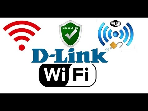How to protect wifi signal from hackers in D Link Router