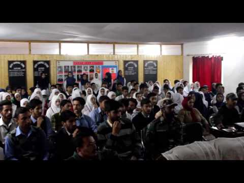ARMY CONDUCTS CAREER COUNSELLING SEMINAR