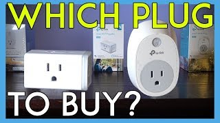 TP-Link Smart Wi-FI Plug Mini HS105 Unboxing and Test