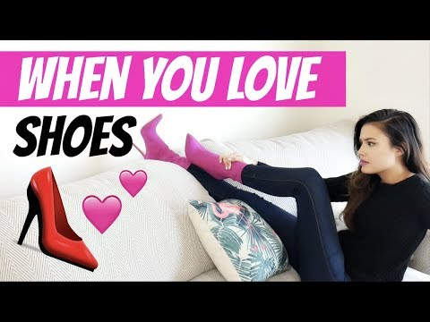 Things All Shoe Lovers Can Relate to + Cutest Shoe Haul
