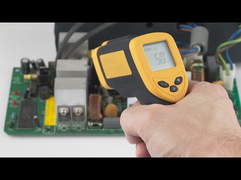 Advantages and Disadvantages of Handheld Infrared Thermometers - A GalcoTV Tech Tip