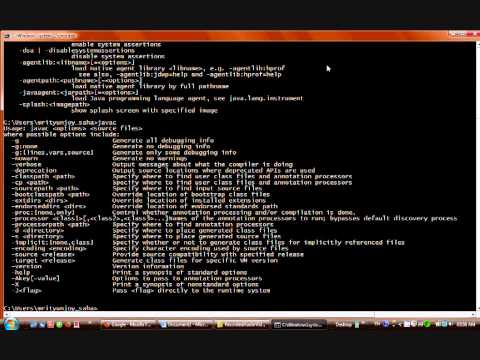Check Java installation and version