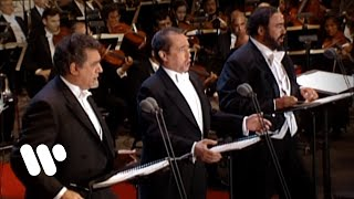 The Three Tenors – My Way   Moon River   Because   Singin' in the Rain (A Tribute to Hollywood)