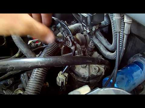 Changing the Fuel Filter on Your '97-98 Cummins