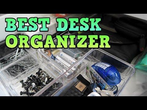 Best Desk Drawer Organizer