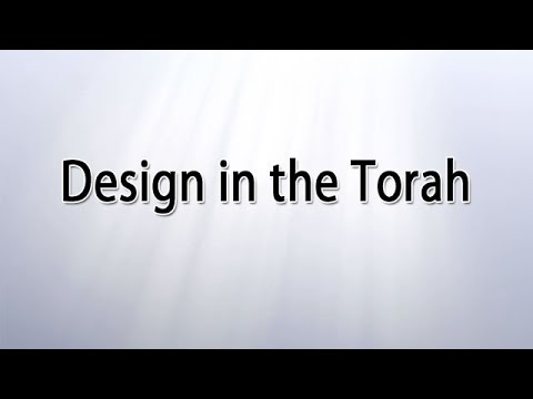 Design in the Torah - prime number patterns
