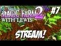 FTB Magic Farm 2  - Episode 7 - Stream Announcement - Sunday 26th 2-5 GMT