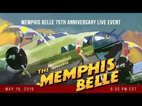 Memphis Belle Ceremony