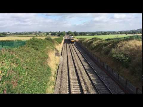 CrossCountry Class 170 170104 Nottingham - Cardiff