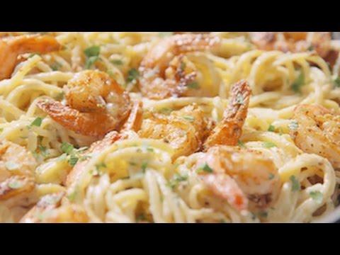 Cajun Shrimp Pasta   Delish