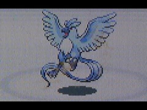 [ISHC] Live Shiny Articuno After 8,927 SRs! (Pokemon FireRed)