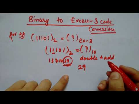 Binary to Excess 3
