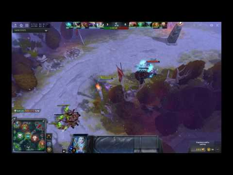 Last hit tips and trick in DotA 2