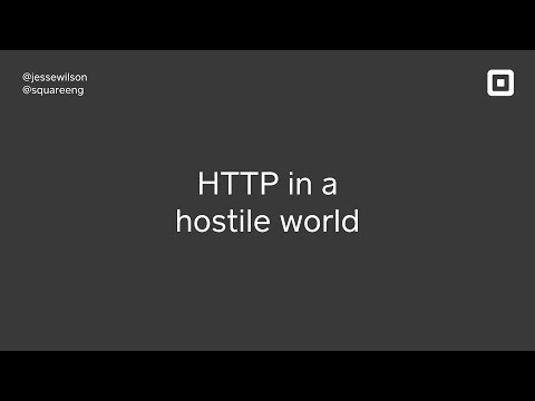 Android Tech Talk: HTTP In A Hostile World