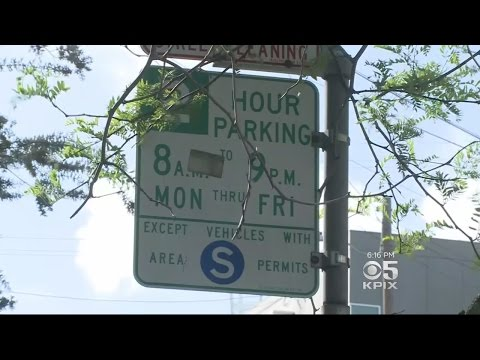 San Francisco Parking Shortage Prompts SFMTA To Propose Pilot Program