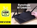 Synology RT2600ac Router Review vs. RT1900ac - Clientless VPN and more!