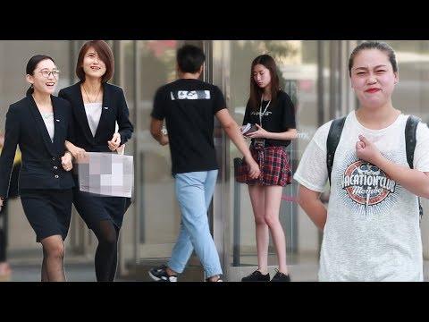 Xxx Mp4 Calling Chinese Young Girls Aunty 当中国年轻女生被叫阿姨,她们的反应告诉你,年龄问题真的不能提! 3gp Sex