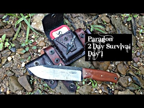 Paragon Two Day Survival Day 1