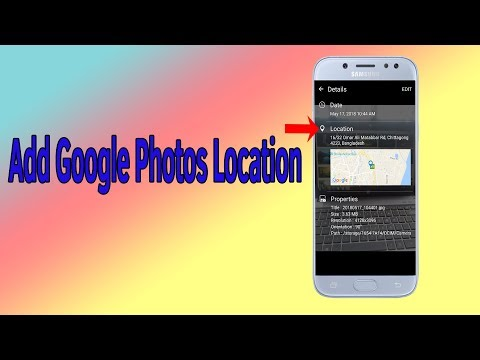 Google Photos Location How To Add Location on Your Photo Helping Mind