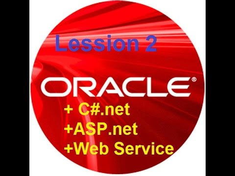 Connecting C# with Oracle 11g  use SQL  insert - select  Tutorial  2