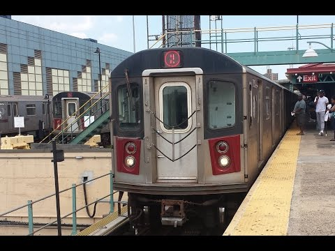 On Board Flatbush Avenue Bound R142 (2) Express Train From 96th Street to Wall Street