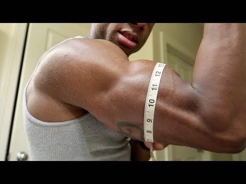 Measuring Biceps | Gymnastics Rings | Going Home - Summer Strength Ep. 4