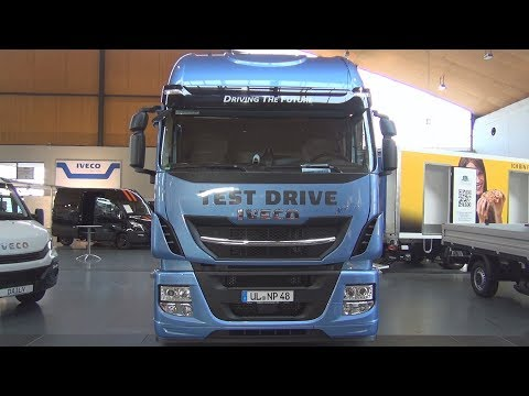 Iveco Stralis NP 400 Tractor Truck (2018) Exterior and Interior