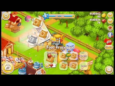Omlet Arcade ile beni FarmTown oynarken izle!