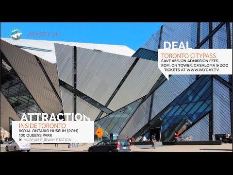 Toronto's Top Tourist Attractions | Inside Toronto