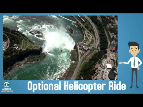 Niagara Bus Tour  - Airlink Tours