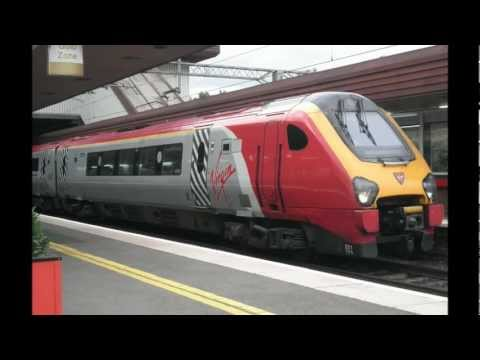 My own photos of Birmingham International train station on 16/8/11, 1/9/11 and 14/9/11