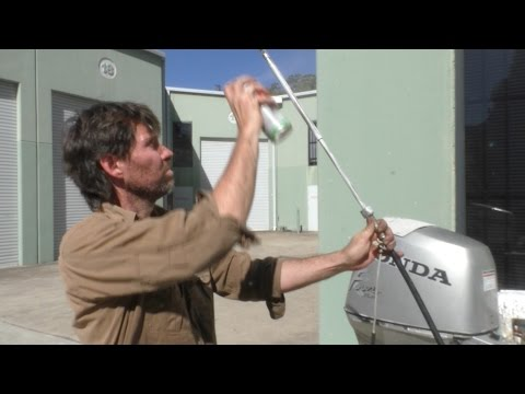 Diagnosing and fixing stiff boat steering