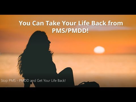 3 Simple Ways to Stop PMS / PMDD by Your Next Period & Get Your Life Back