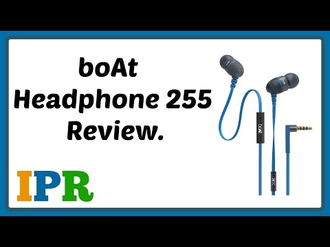 boAt Headphones 255 In depth-Review | Indian Product Reviewer