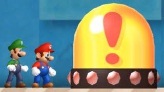 Newer Super Mario World U Co-op Walkthrough - Part 1 - Yoshi