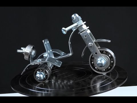 How To Make A Tricycle For Drifting /// Kont Kont