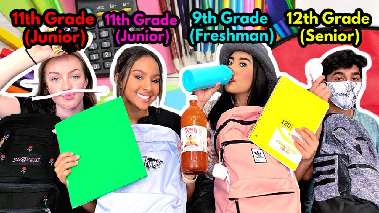 WHAT'S IN MY BACKPACK | TEEN EDITION! | BACK TO SCHOOL 2020