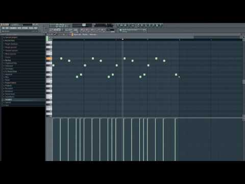 FL Studio 11 Tutorial How To Make A Trap Beat In 5 Minutes!!!!