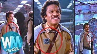¡top 10 Errores En La Guerra De Las Galaxias!