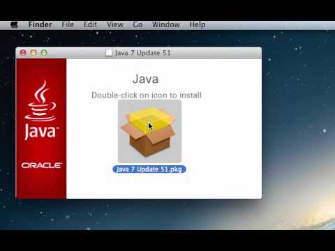 How to install Java for Mac - Safari