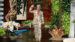 P!nk Has Crossed into the Mom Fan Category