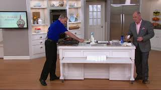 It Works! 35 Piece Set Supersize Water Activated Cleaning Blocks On Qvc