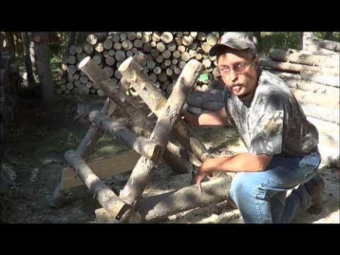 Making a Saw Buck