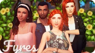 THE CALIENTES | Sims 4 Townie Makeover - 9tube tv