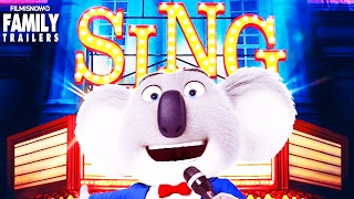 SING | Meet The Characters in Real Life