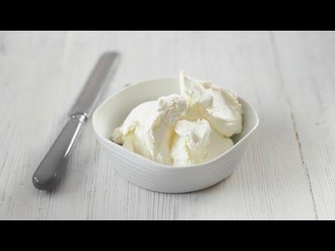 KEFIR: Cream Cheese Caseiro