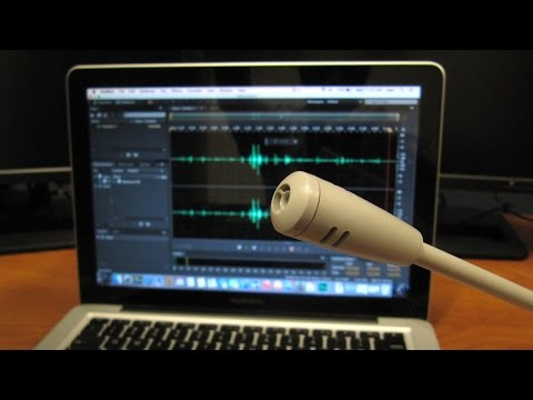 How to Use an External Microphone on a MacBook Pro with Only One 3.5mm Headset Jack