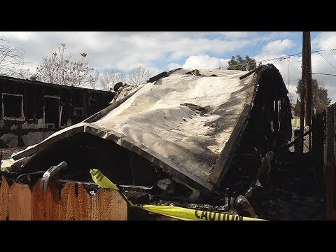 DA charges trailer park management company for deadly fire